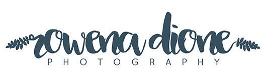Rowena Dione Photography logo